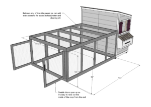 Tips for building a chicken coop